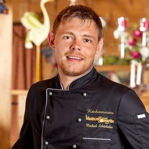 Sonnenalm Winklmoos, Küchenmeister Michi