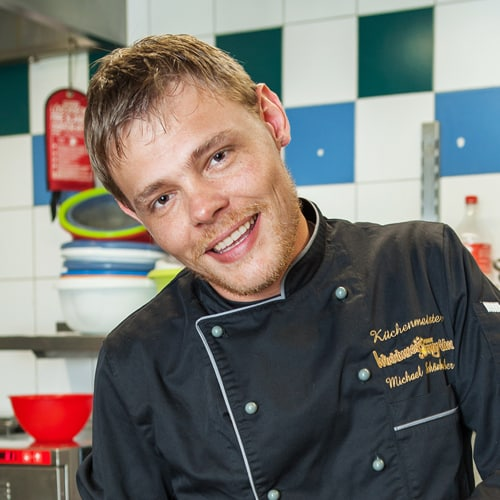 Sonnenalm Winklmoos Team - Küchen- & Juniorchef