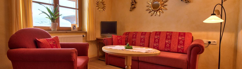 Suiten & Zimmer Hotel Sonnenalm Winklmoos - Natur