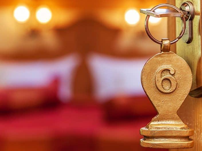 Hotel Sonnenalm Zimmer 6