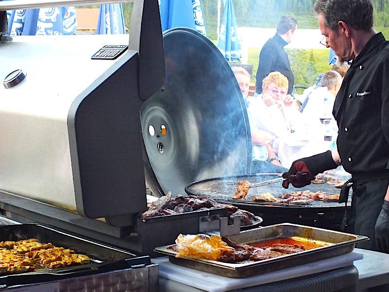 Veranstaltungen - Koch am Grill
