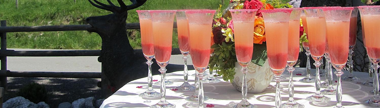 Veranstaltungen - Feste feiern auf der Sonnenalm