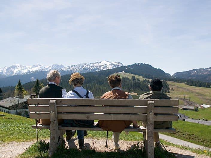 Sommer - Erholung pur - Sonnenalm Winklmoos