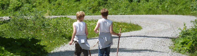 Sommer - Aktivitäten für die Kleinen