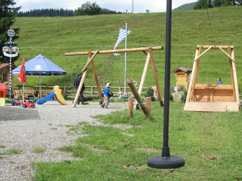 Urlaub mit Kindern - Abenteuer-Spielplatz