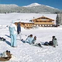 Urlaub mit Kindern - Winteraktivitäten