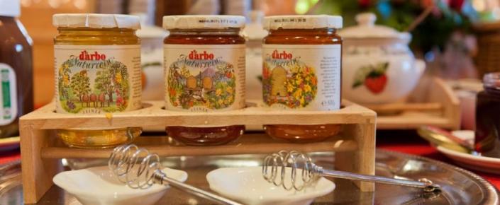 Alm-Kulinarik - Frühstück - Marmeladen