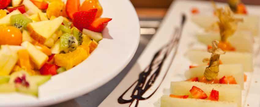 Alm-Kulinarik - Frühstück, Obst