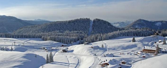 Aktivitäten Winter - SonnenAlm Winklmoos und Umgebung im Winter
