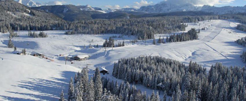 Aktivitäten Winter - Winterlandschaft