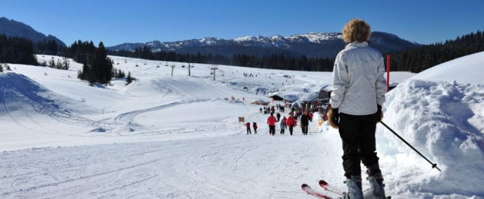 Aktivitäten Winter Skihang