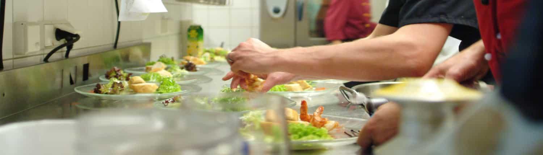 Alm-Kulinarik - Anrichten