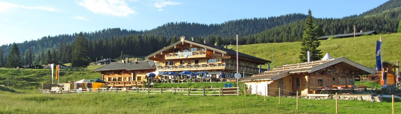 Berggasthof Sonnenalm Winklmoos Banner 2